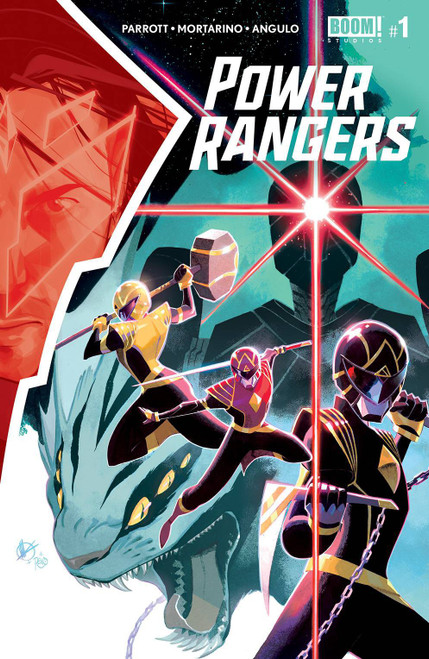 Boom Studios Power Rangers #1 Comic Book