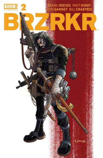 Boom! Studios Brzrkr #2 Comic Book [Cover A Grampa] (Pre-Order ships January)