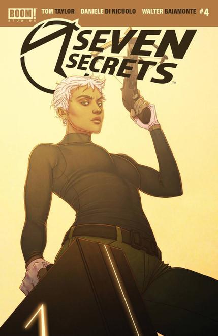 Boom! Studios Seven Secrets #4 Comic Book [Frison Variant]