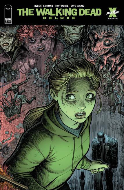 Image Comics The Walking Dead Deluxe #4 Comic Book [Cover D Adams & McCaig]