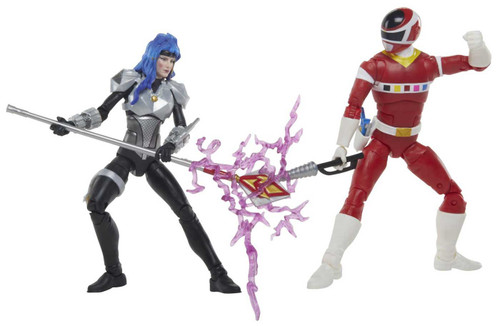 Power Rangers In Space Lightning Collection Red vs Astronema Action Figure 2-Pack (Pre-Order ships November)