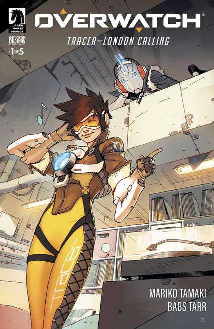 Overwatch Tracer - London Calling #1 of 5 Comic Book [Cover A Bengal]