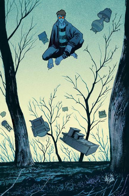 Dark Horse Umbrella Academy #4 of 6 You Look Like Death Comic Book [Cover C James Harren]