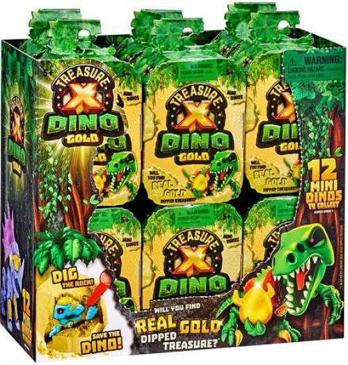 Treasure X Dino Mystery Box [12 Packs]
