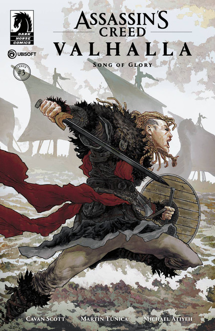 Dark Horse Assassin's Creed Valhalla #3 Song of Glory Comic Book
