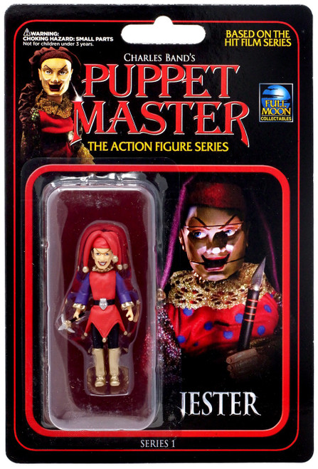 Puppet Master Jester Action Figure (Pre-Order ships January)