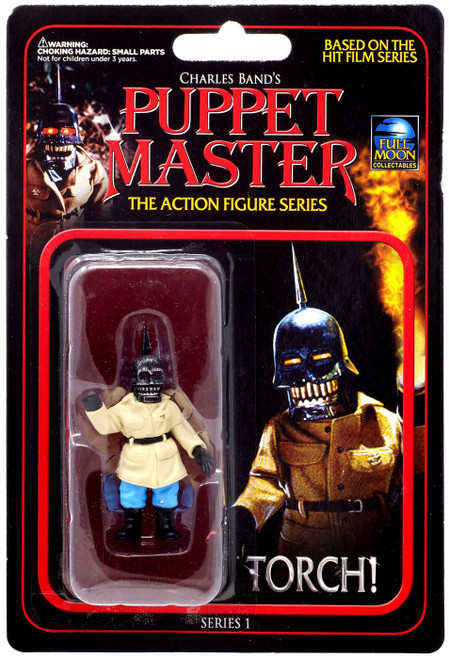 Puppet Master Torch Action Figure (Pre-Order ships January)