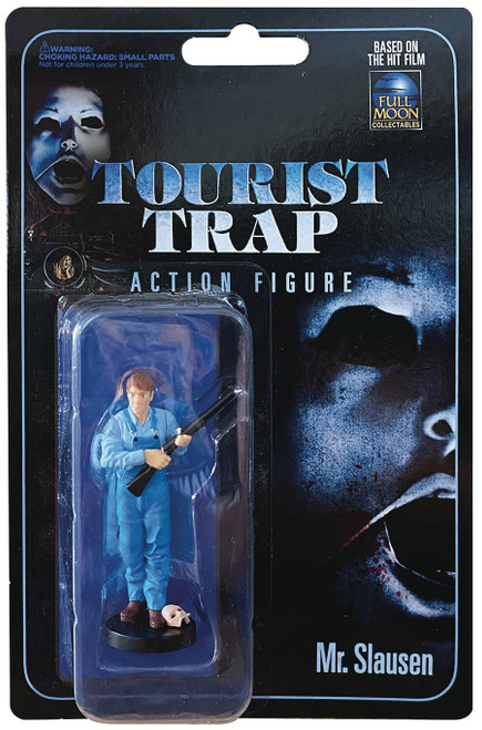 Tourist Trap Mr. Slausen Action Figure (Pre-Order ships January)