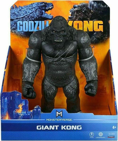 Godzilla vs Kong Monsterverse Giant Kong Action Figure