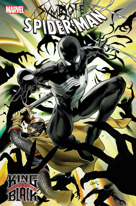 Marvel Comics Symbiote Spider-Man King in Black #2 of 5 Comic Book (Pre-Order ships December)