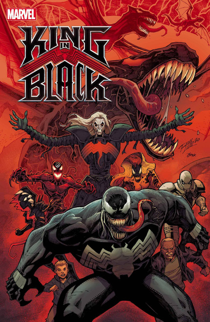 Marvel Comics King in Black Handbook #1 Comic Book (Pre-Order ships December)