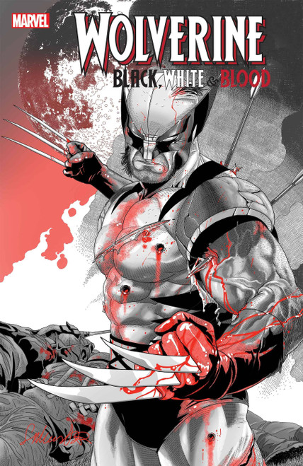 Marvel Wolverine: Black, White & Blood #2 of 4 Comic Book (Pre-Order ships December)