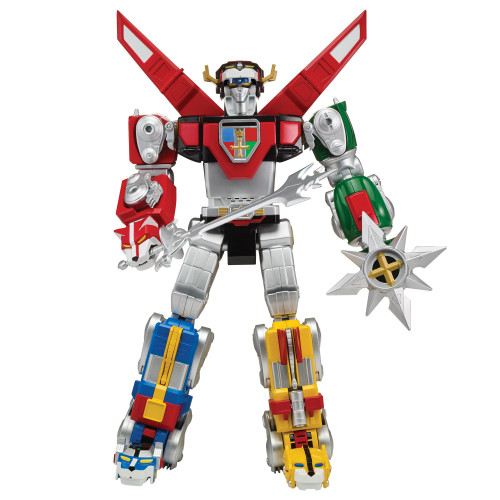 Voltron 84 CLASSIC Legendary Voltron Deluxe Action Figure Set [All 5 Combinable Lions!]