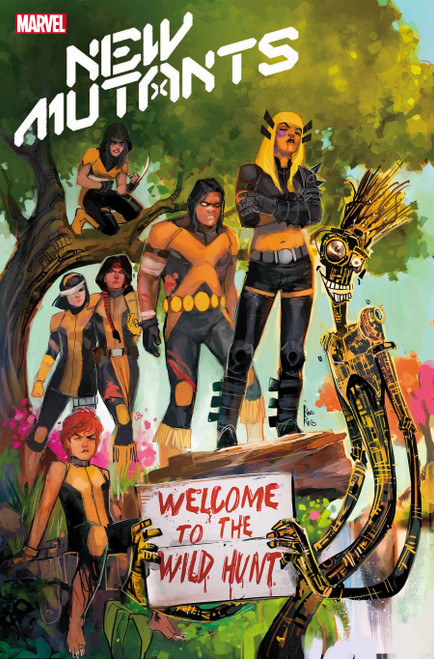 Marvel New Mutants #14 Comic Book (Pre-Order ships December)
