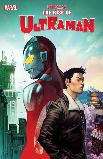 Marvel Comics Rise of Ultraman #4 (Of 5) Comic Book (Pre-Order ships December)