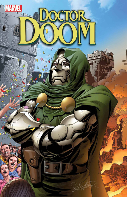 Marvel Comics Doctor Doom #10 Comic Book (Pre-Order ships December)
