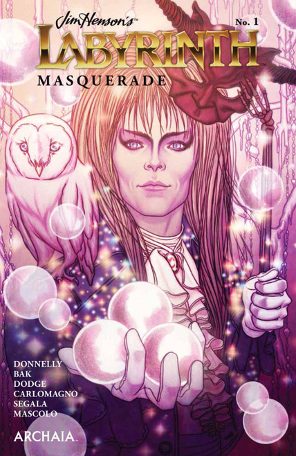 Boom! Studios Jim Henson's Labyrinth Masquerade #1 Comic Book