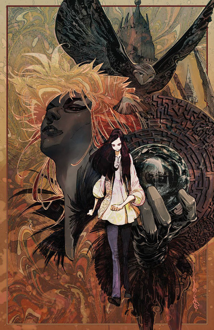 Boom! Studios Jim Henson's Labyrinth Masquerade #1 Comic Book [Cover B]