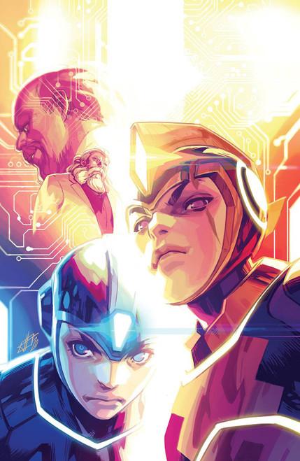 Boom! Studios Mega Man Fully Charged #5 Comic Book