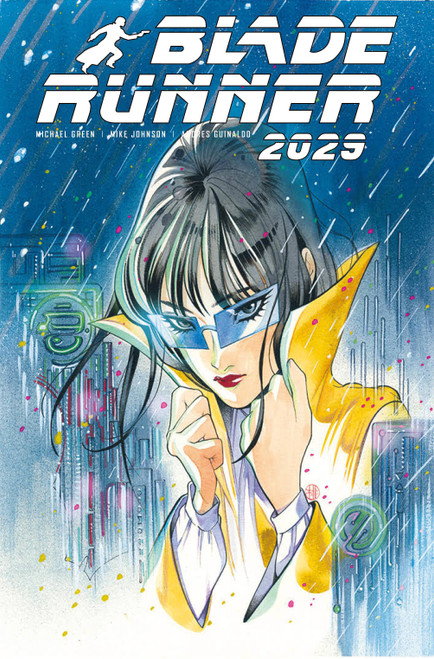 Titan Comics Blade Runner 2029 #1 Comic Book [Peach Momoko Cover A] (Pre-Order ships December)