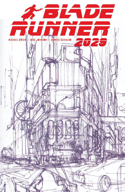 Titan Comics Blade Runner 2029 #1 Comic Book [Syd Mead Cover B] (Pre-Order ships December)