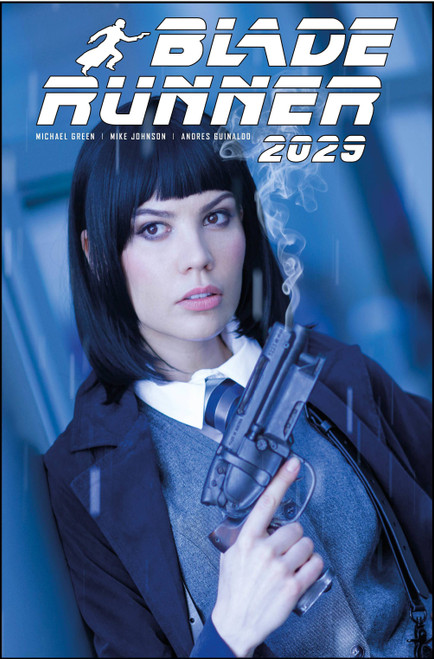 Titan Comics Blade Runner 2029 #1 Comic Book [Cosplay Cover E] (Pre-Order ships December)