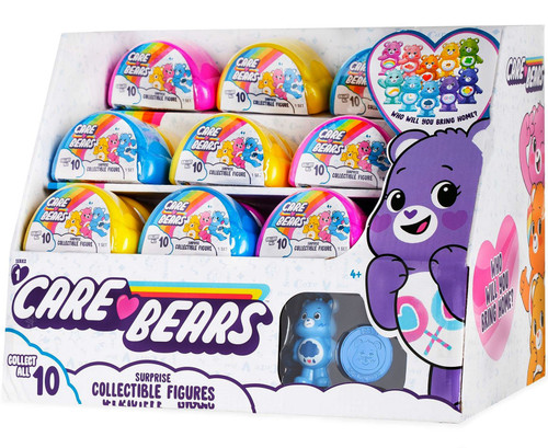 Care Bears Surprise Collectible Figure Mystery Box [15 Packs]