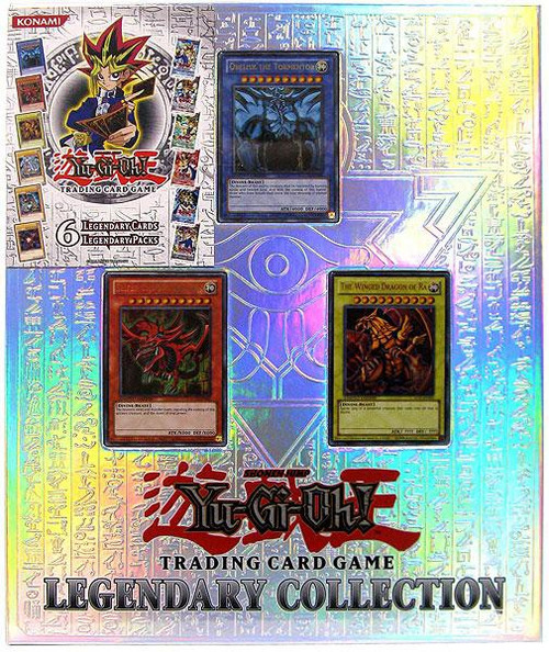 YuGiOh Legendary Collection 10th Anniversary Special Pack Binder