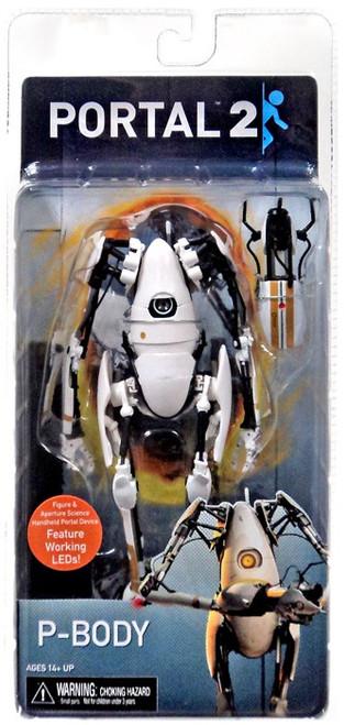 Portal 2 P-body Action Figure