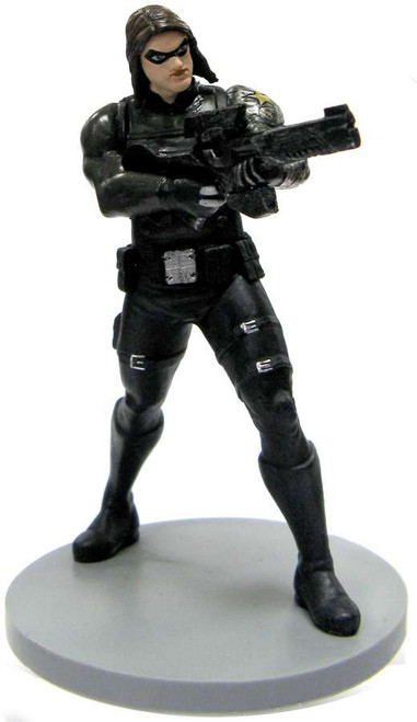 Disney Marvel Avengers Winter Soldier 3.5-Inch PVC Figure [Loose]