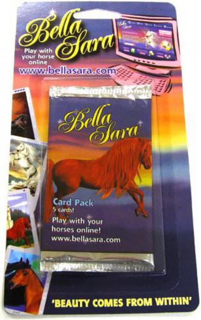 Collectible Card Game Series 1 Bella Sara Booster Pack
