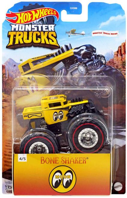 Hot Wheels Monster Trucks Bone Shaker Diecast Car [Moon]