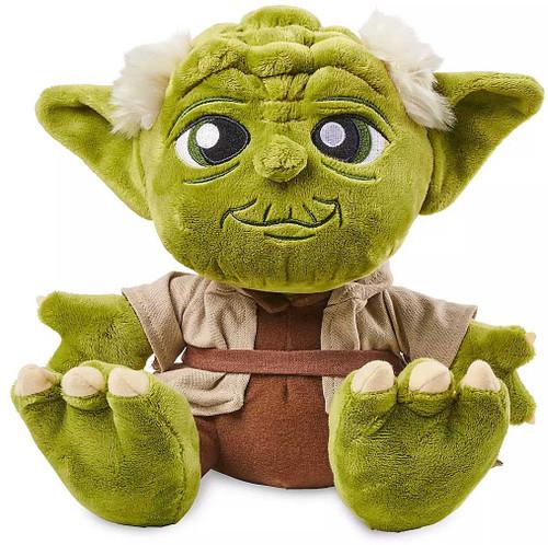 Disney Star Wars The Empire Strikes Back Yoda Exclusive 10-Inch Plush