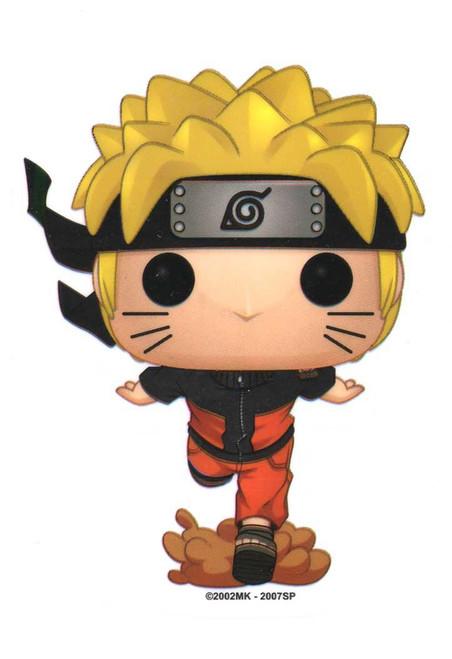 Funko Naruto Exclusive 3-Inch Sticker