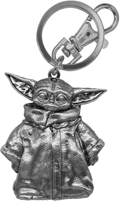Star Wars The Mandalorian The Child Keychain