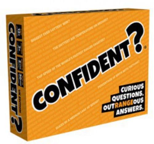 Confident Board Game