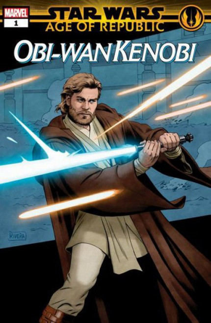 Marvel Star Wars: Age of the Republic - Obi-Wan Kenobi #1A Comic Book