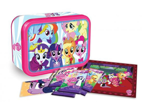 My Little Pony Friendship is Magic Trading Cards Collector's Tin