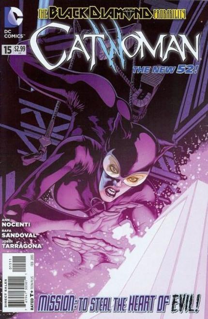 DC Comics Catwoman, Vol. 4 #15 Comic Book