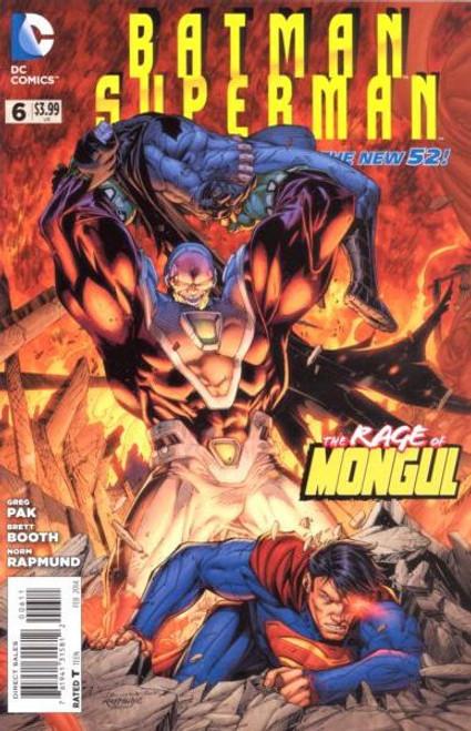 DC Comics Batman / Superman #6A Comic Book