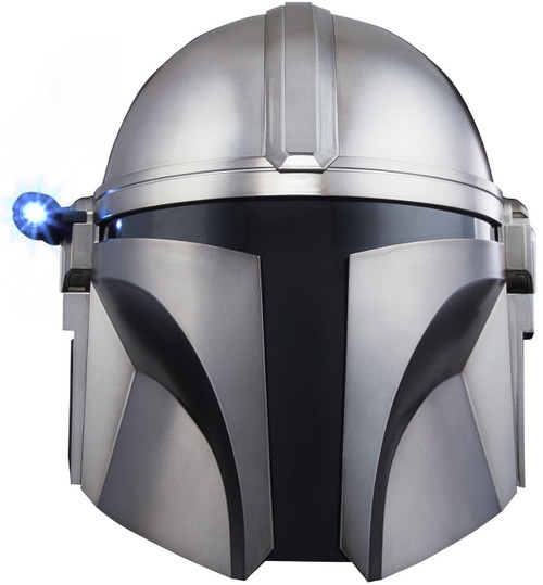 Star Wars Black Series The Mandalorian Wearable Electronic Helmet (Pre-Order ships June)