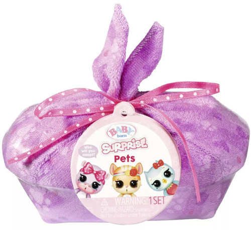Baby Born Surprise Pets Series 3 Mystery Pack