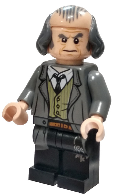 LEGO Harry Potter Argus Filch Minifigure [Bald Loose]