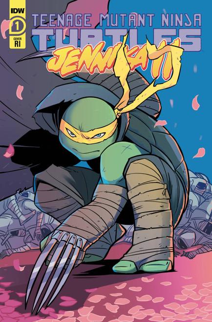 IDW Jennika II #1 Comic Book [Natacha Bustos Variant]