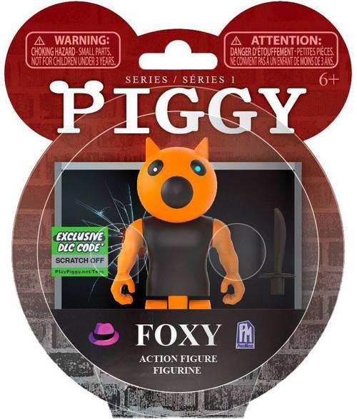 Piggy Foxy Action Figure [Exclusive DLC Code]