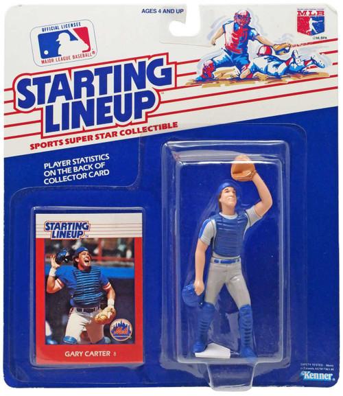 MLB Starting Lineup Gary Carter Action Figure [Moderate shelf wear]