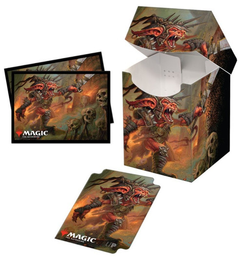 Ultra Pro MtG Trading Card Game Commander Legends Version 5 Combo Box