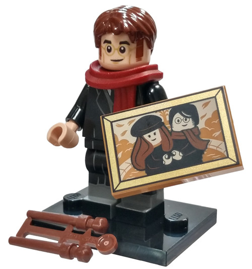 LEGO Harry Potter Series 2 James Potter Mystery Minifigure [Loose]