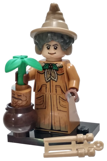 LEGO Harry Potter Series 2 Professor Pomona Sprout Mystery Minifigure [Loose]