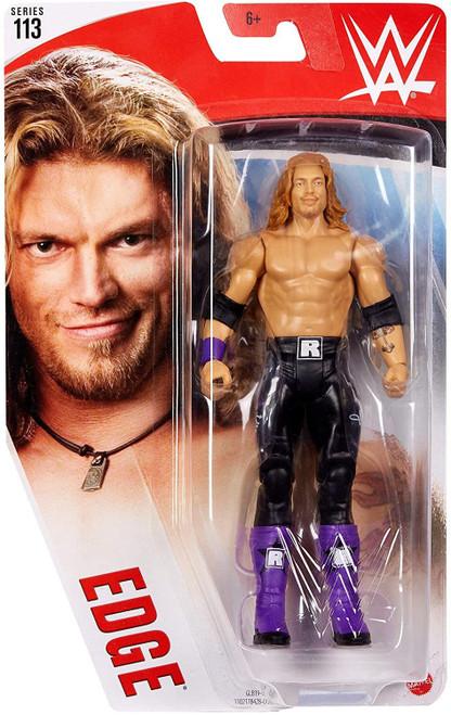WWE Wrestling Series 113 Edge Action Figure [Purple Boots, Regular Version]